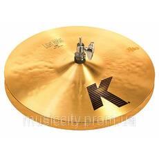 """Набор тарелок для барабанов Zildjian K Light Pair Hi-Hats 14"""""""