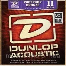 Jim Dunlop DAP1506 комплект струн для акустичної гітари 11-52