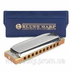 Hohner Blues Harp F диатоническая губная гармошка