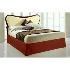 Юбка для кровати Винная Модель 2 строгий Мodern