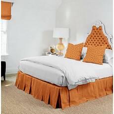 Подзор для кровати Складки Модель 2 Медовый