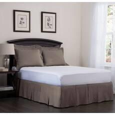 Юбка для кровати Порох Модель 5 строгий Мodern