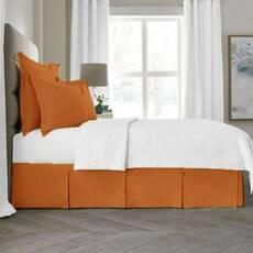 Юбка для кровати Медовая Модель 3 строгий Мodern