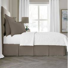 Спідниця для ліжка Порох Модель 3 строгий Мodern