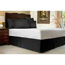Спідниця для ліжка Графить Модель 1 строгий Мodern