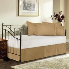 Юбка для кровати Латте Модель 1 строгий Мodern