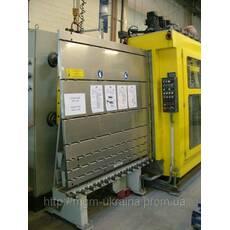 Cтеклопакетная линия Lenhardt 1600 Х 2500 с газ прессом и роботом герметизации