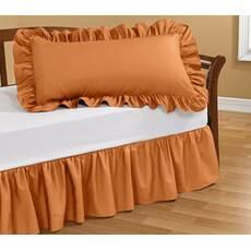 Підзор на ліжко Рюші Модель 1 Медовий