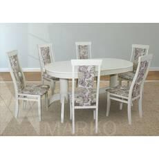 """Комплект стіл """"Версаль"""" + стільці """"Міран"""", купити"""