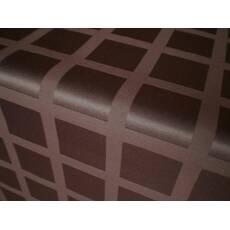 Столовая ткань Журавинка (рис. 12), клетка, шоколад