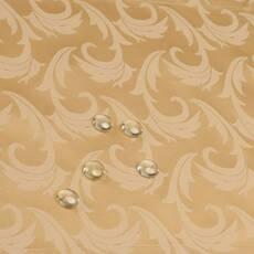 Столовая ткань премиум класса мати (рис. 27), веточка бежевая