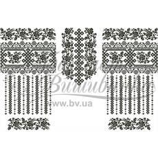 Бісерна заготовка БЖ-118 - Товари - Барвиста Вишиванка - схеми ... 85658e6d61a26