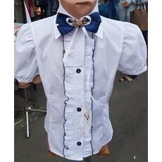 Шкільна сорочка для дівчинки - Товари - Купити стильні сукні ... 3488c4a0a1fdc