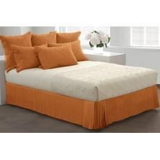 Юбка для кровати Медовая Модель 1 строгий Мodern
