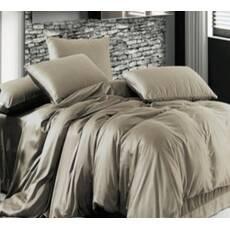 Комплект постельного белья Премиум Сатин Порох