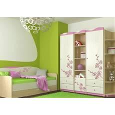 Меблі Орхідея в дитячу, підліткову кімнату дівчинки