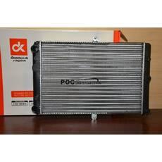 Радиатор охлаждения 2108 алюм ДК
