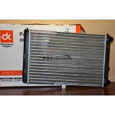 Радіатор охолодження 21082 алюм ДК