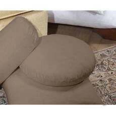 Декоративная круглая подушка модель 3 Порох
