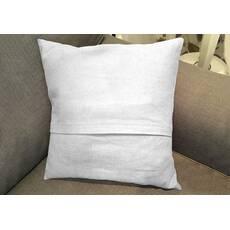 Декоративна подушка квадратна модель 2 Білий