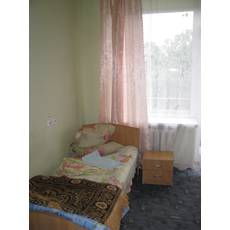 Кімната 1-місна з усіма зручностями