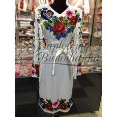 Вишита сукня БЖСЖ-035-1