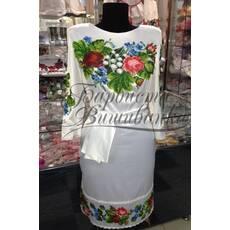 Вишита сукня БЖСЖ-021