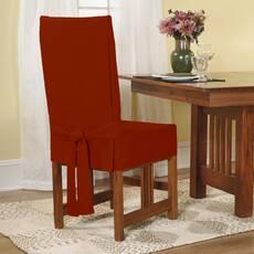 Чехол на стул модель 2 Винный