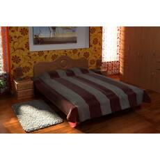 """Кровать двуспальная """"Эвридика"""""""