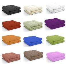 Покрывало на круглую кровать Цветное