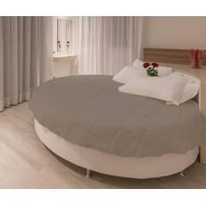 Покрывало на круглую кровать модель 1 Порох