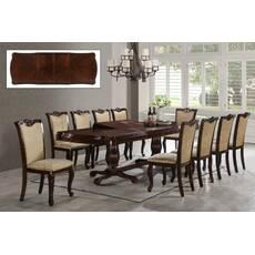 Деревянный стол со стульями ЛО-1 в гостиную