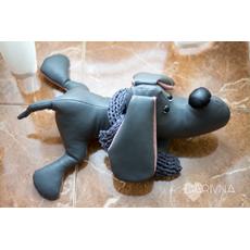 Мягкая игрушка собачка PIF