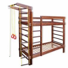 Двухэтажная кровать Спортсмен (цвет)