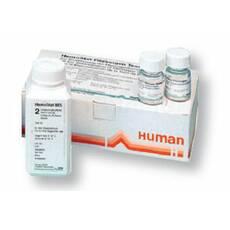 Глікогемоглобін HbA1- тест, полный набор, набор 100 тестов