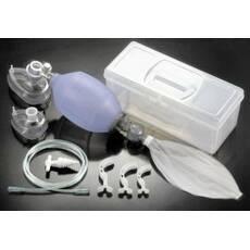 Аппарат ИВЛ с ручним управлением «БИОМЕД» c аксесуарами (для новорожденных)