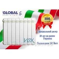 Алюмінієвий радіатор Global VOX R 800/100 (Італія)