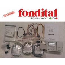 Електронний блок управління і терморегулювання Fondital