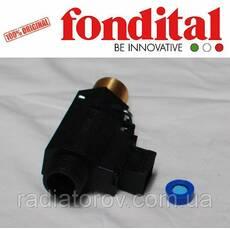 Датчик протока вертикальный. Fondital/Nova Florida