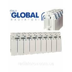 Радіатори алюмінієві Global GL 200/180   (Італія)