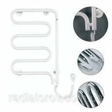 Полотенцесушитель электрический Instal Projekt 1045х550 Spina Electric белый, безжидкостный