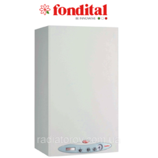 Настенные газовые котлы Fondital Tahiti Dual RTFS 28 Line 1-контурный, с закрытой камерой сгорания (Италия)