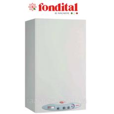 Настінний газовий котел FONDITAL Nias Dual BTFS 28 Line з накопичувальним бойлером на 25 л (Італія)