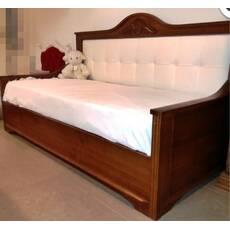 Ліжко-диван Романтік софа з масиву дерева