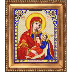 Заготовка для вишивки ікони Пр Богородиці Утамуй мої печалі - Товари ... 5ba106fbe0c1f
