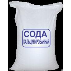 Сода кальцинована марки Б, 45 кг, Узбекистан