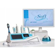 Професійна система для діагностики шкіри, волосся і целюліту з інтегрованим комп'ютером CALLEGARI