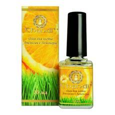 """Олія для нігтів """"Апельсин і Лемонграсс"""" Chandi, 10мл"""