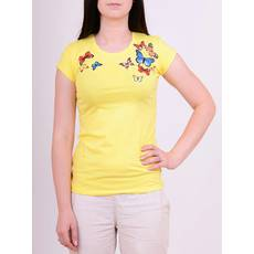 Жіноча літня футболка - Товари - Купити стильні сукні 3064e916a1406