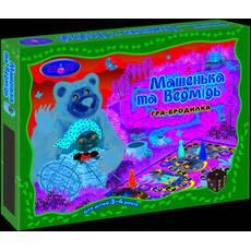 Игра Машенька и Медведь